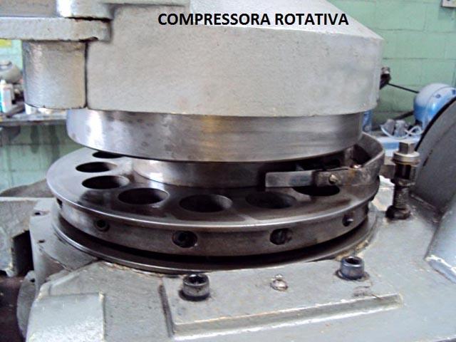 COMPRESSORA DE COMPRIMIDO
