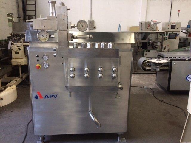 Homogeneizador marca APV