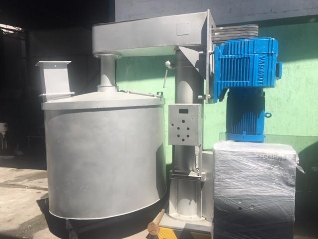 Misturador 1000 L Cowles – 50 Cv
